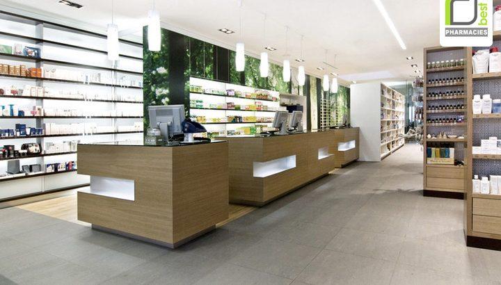 modern pharmacy design ideas - Pharmacy Design Ideas