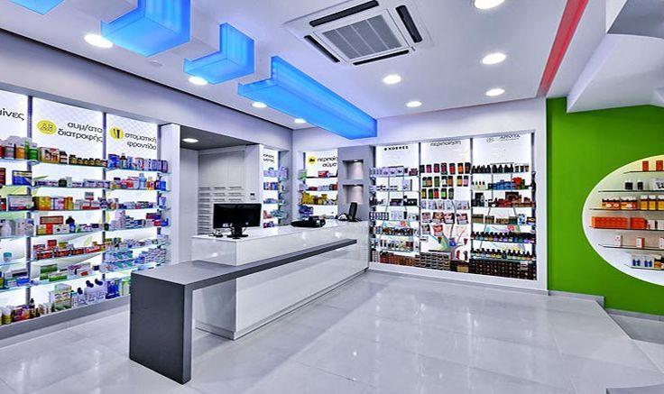 Modern pharmacy design ideas – Mid Pharmacy